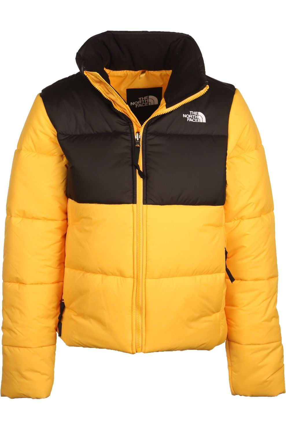 The North Face Jas Saikuru voor dames – Geel – Maten: S, M, L