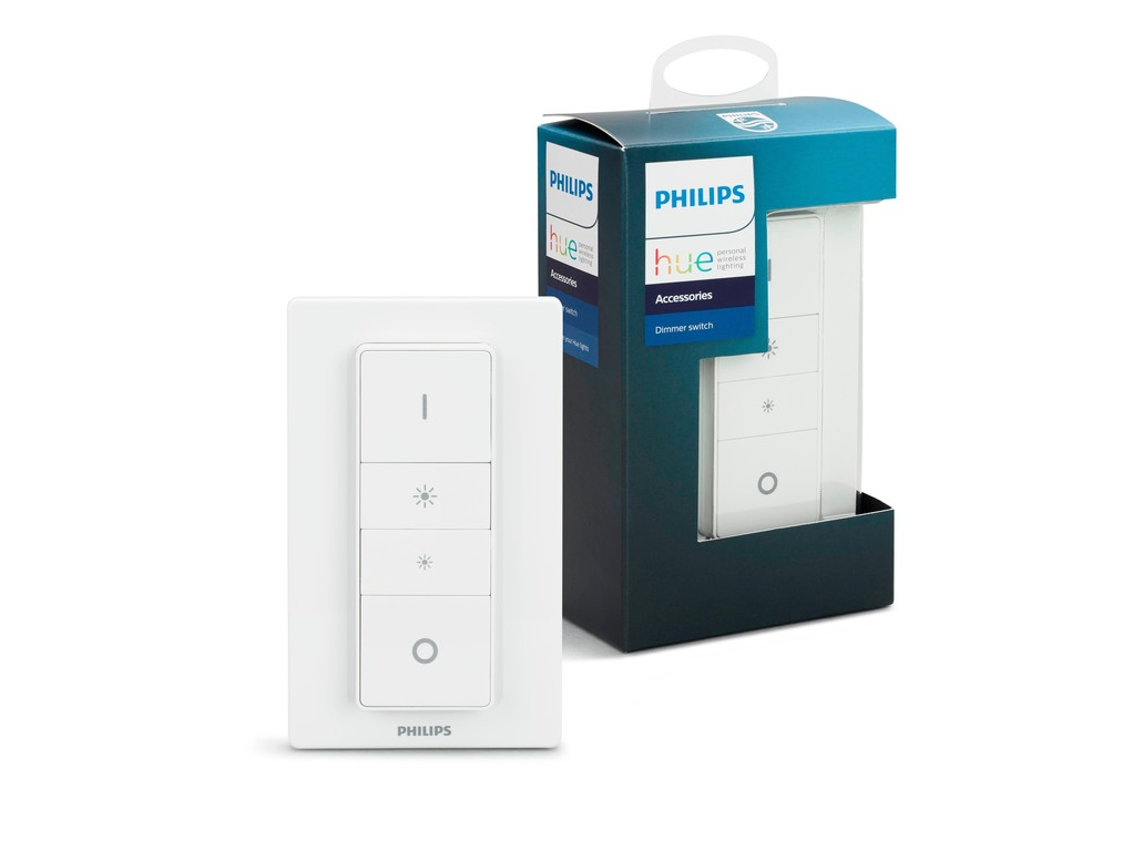 Philips Hue Dimmer Switch MA 74315700 Blanc