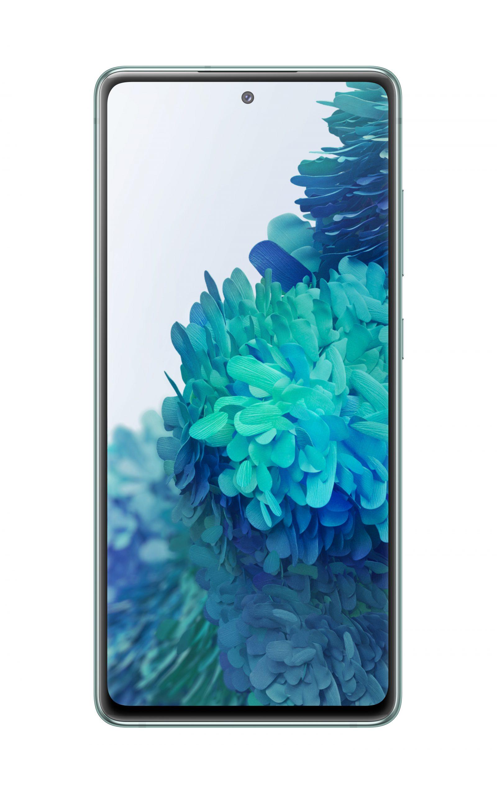 Samsung Galaxy S20 Fan Edition – Groen