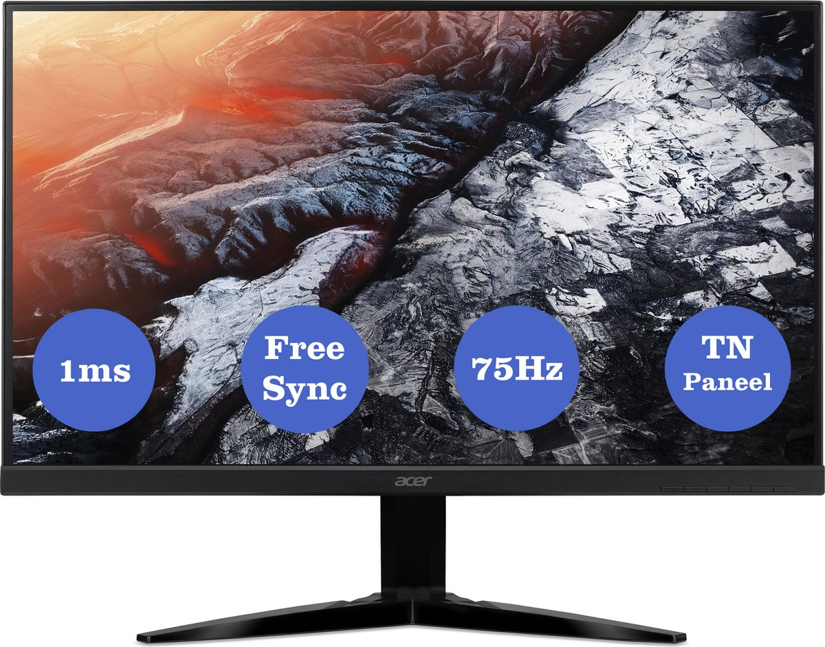 """Acer KG271bmiix – 27"""" Gaming Monitor"""