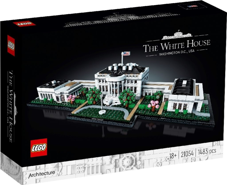 LEGO Architecture – Het Witte Huis 21054