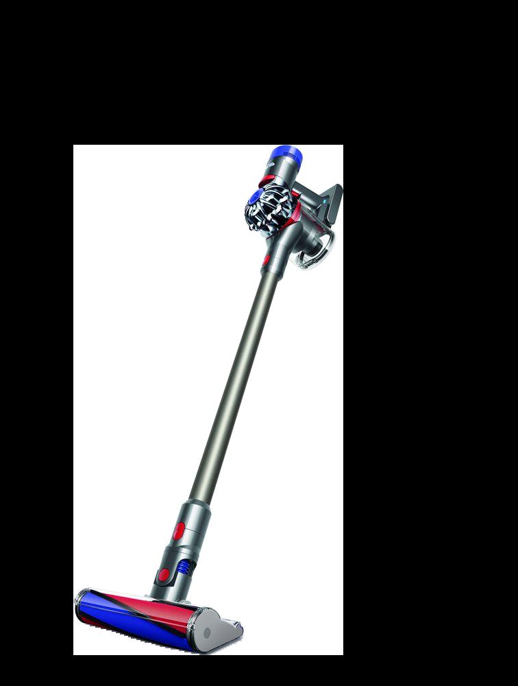 DYSON V8 Parquet Steelstofzuiger
