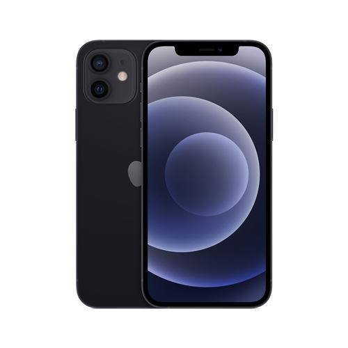 "Apple iPhone 12 6.1 "" 128 GB Dual SIM 5G Zwart"