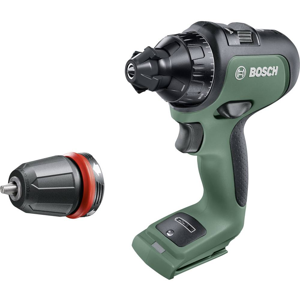 Bosch Home and Garden AdvancedDrill 18 Accu-schroefboormachine 18 V Li-ion Zonder accu