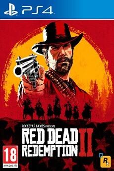 Jeux PS4 Rockstar Red Dead Redemption 2 Ps4