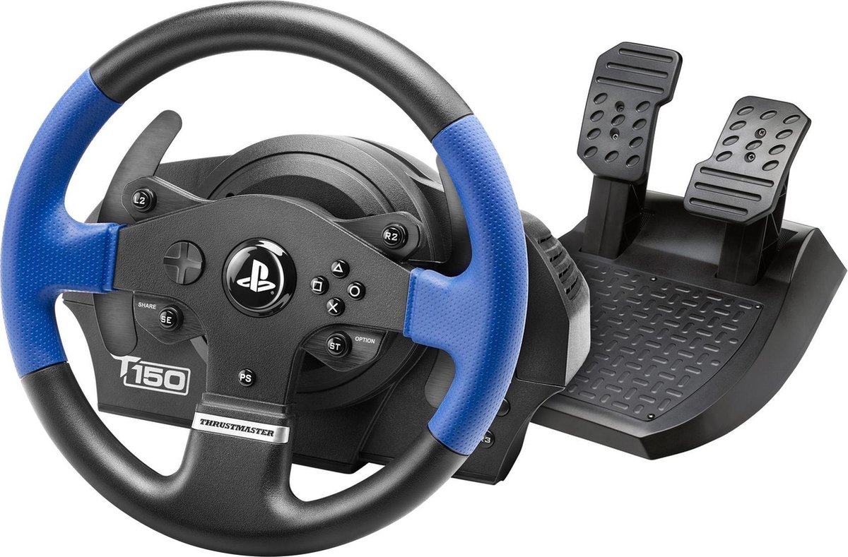 Thrustmaster T150 RS Force Feedback – Racestuur – PS3 + PS4