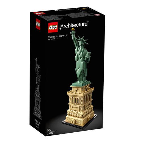 LEGO Architecture Vrijheidsbeeld 21042