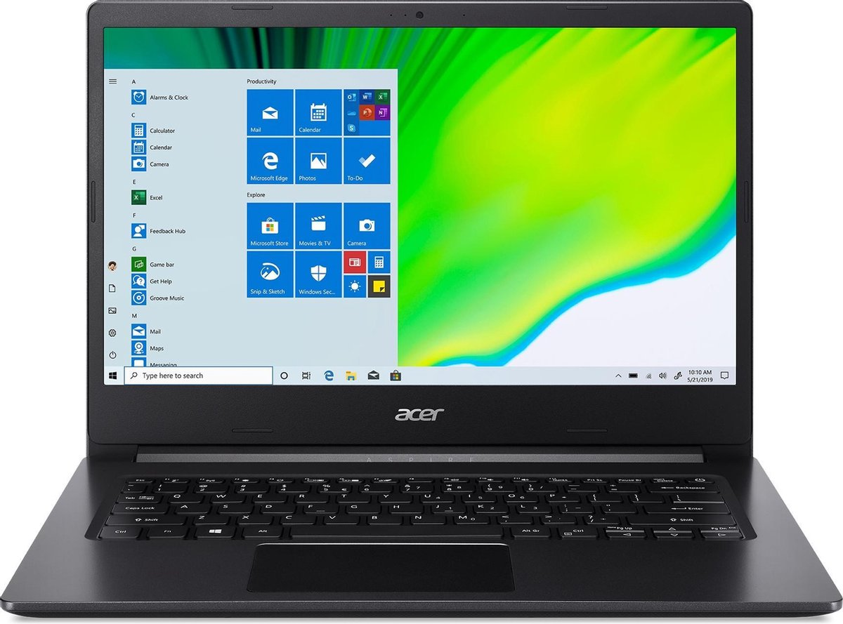 Acer Aspire 3 A314-22-R5SX – Laptop – 14 inch