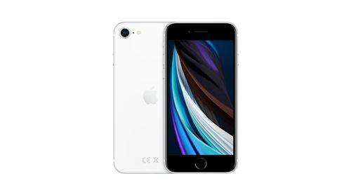 Apple iPhone SE 4,7″ 64 Go Double SIM Blanc