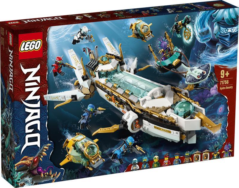 LEGO Ninjago Hydro Bounty (71756)