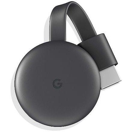Google Chromecast 3 (Zwart)