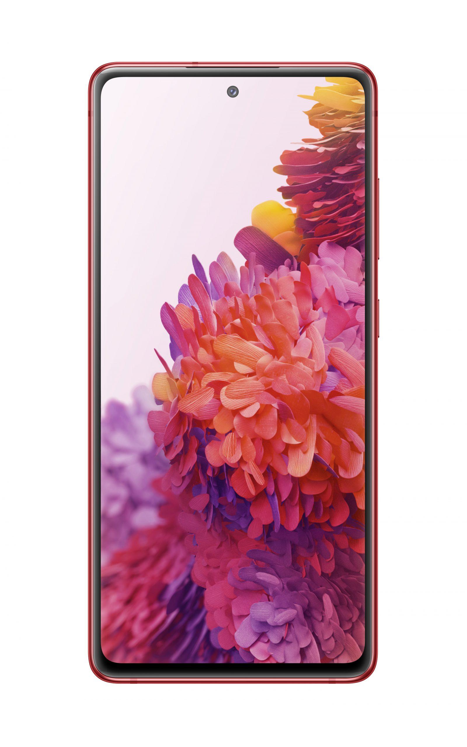 Samsung Galaxy S20 Fan Edition – Rood