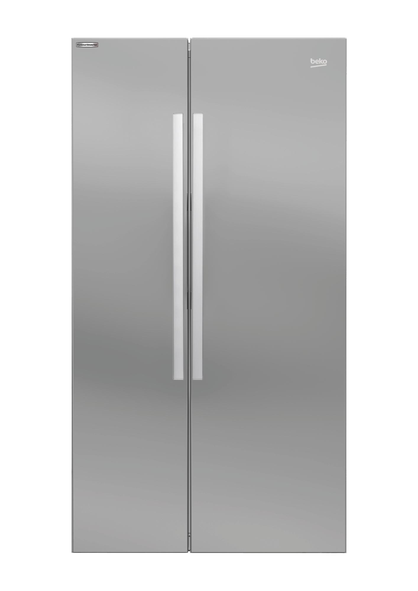 Beko Amerikaanse Koelkast GN163022S