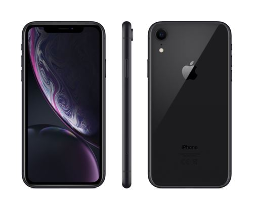 Apple iPhone XR 128 Go 6,1″ Noir