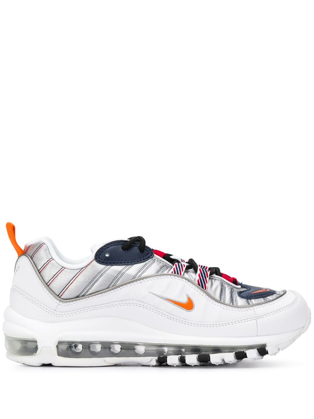 Nike Air Max 98 Premium sneakers – Wit
