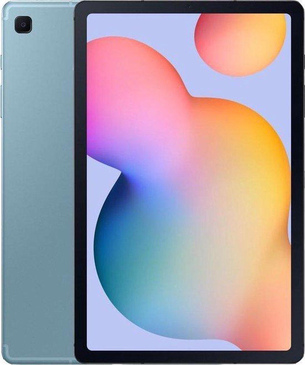 Samsung Galaxy Tab S6 Lite – 64GB – WiFi + 4G – Blauw
