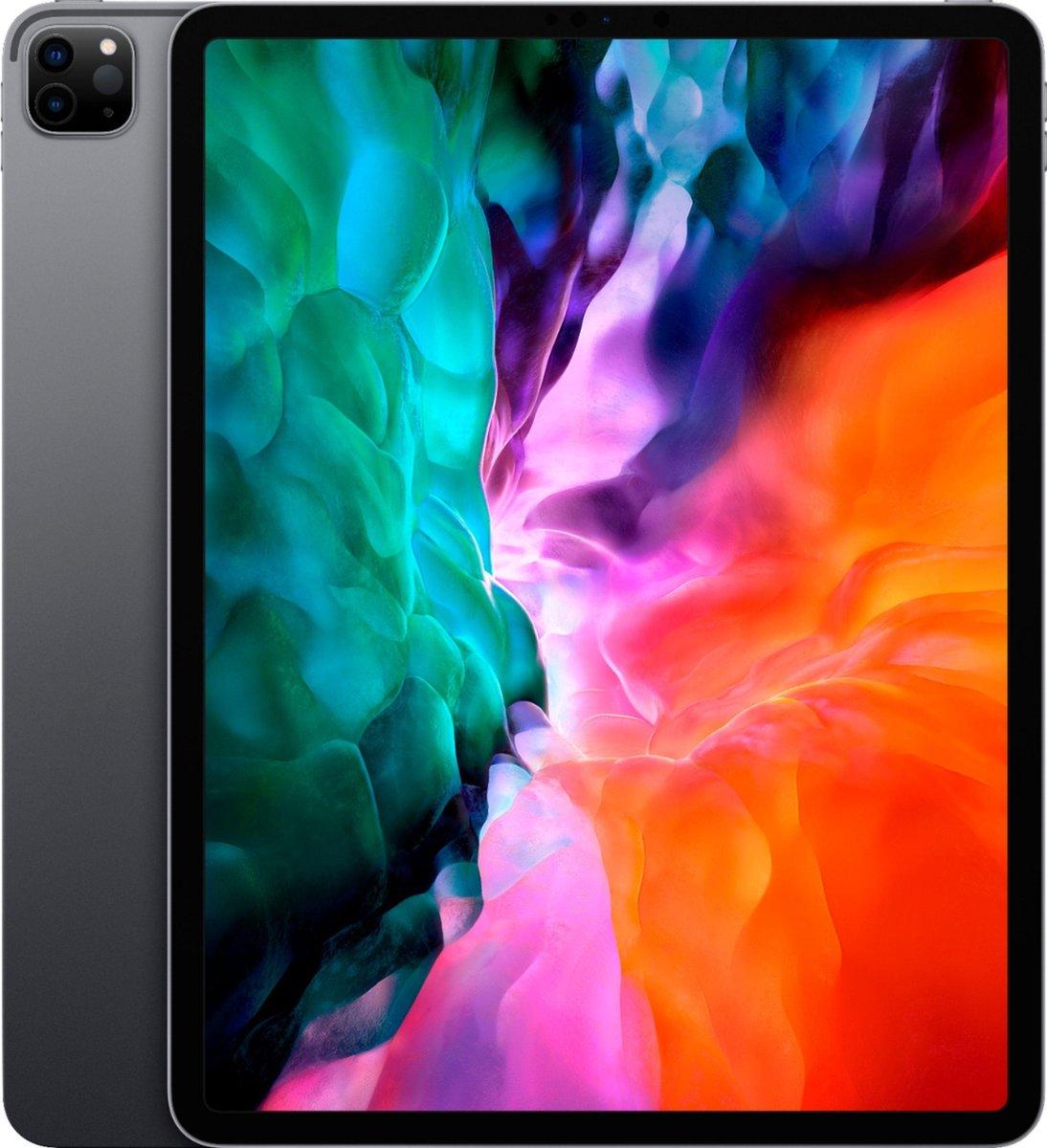 Apple iPad Pro 12.9 4e Generatie – Gereviseerd door SUPREME MOBILE – A GRADE – Alleen Wi-Fi – 256 GB – Ruimte Grijs