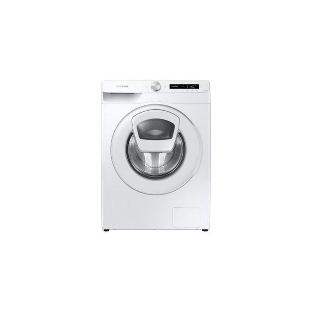 Samsung Machine À Laver Frontale Ww5500 – 9kg 61l 1400t – A – 72db – Dit Ww90t554dtw