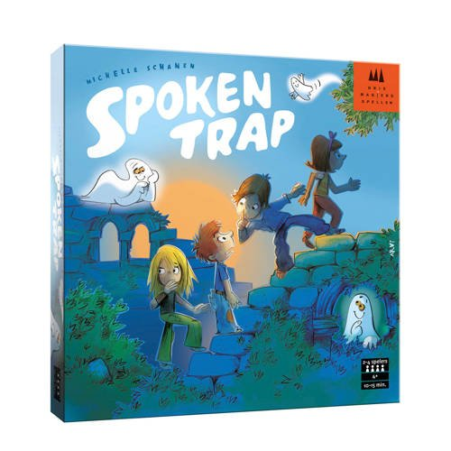 999 Games Spokentrap bordspel
