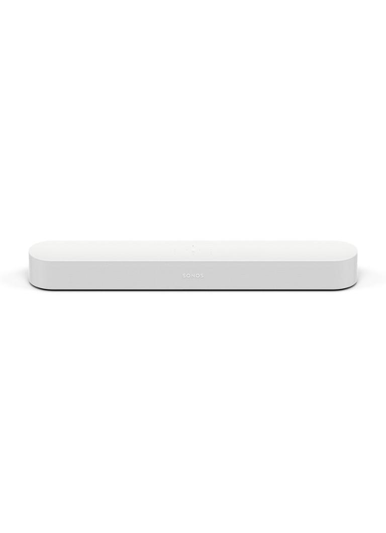 Sonos Beam smart soundbar met Google Assistant stembediening