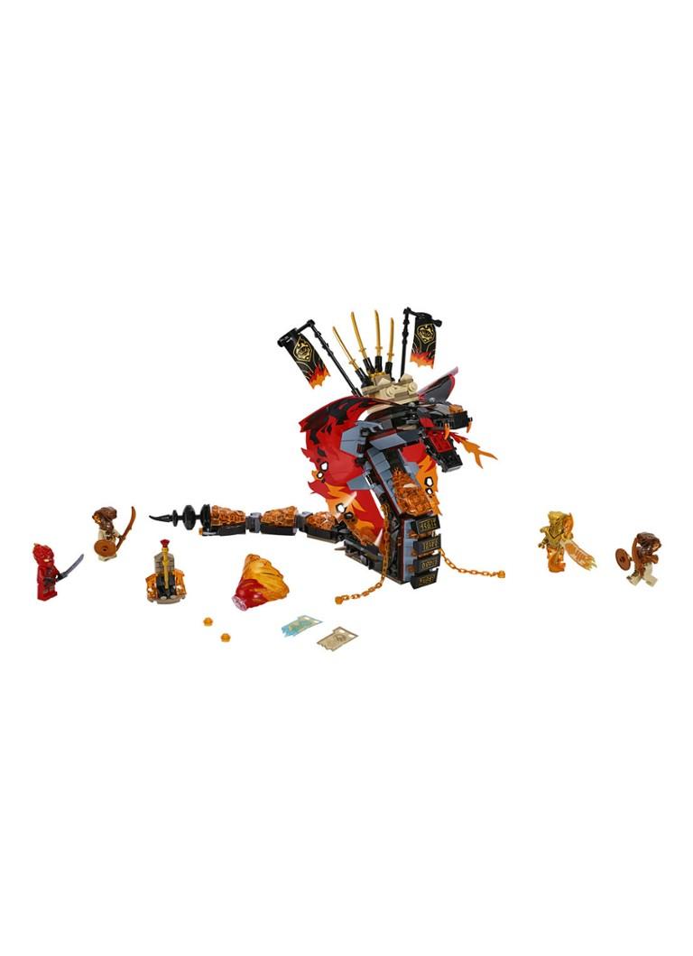 LEGO Vuurtand – 70674