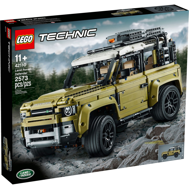LEGO Technic – Land Rover Defender 42110