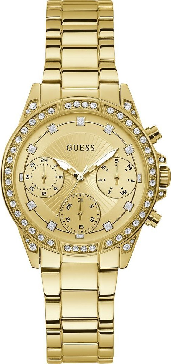 Guess Dameshorloge – Goudkleurig – 36 mm