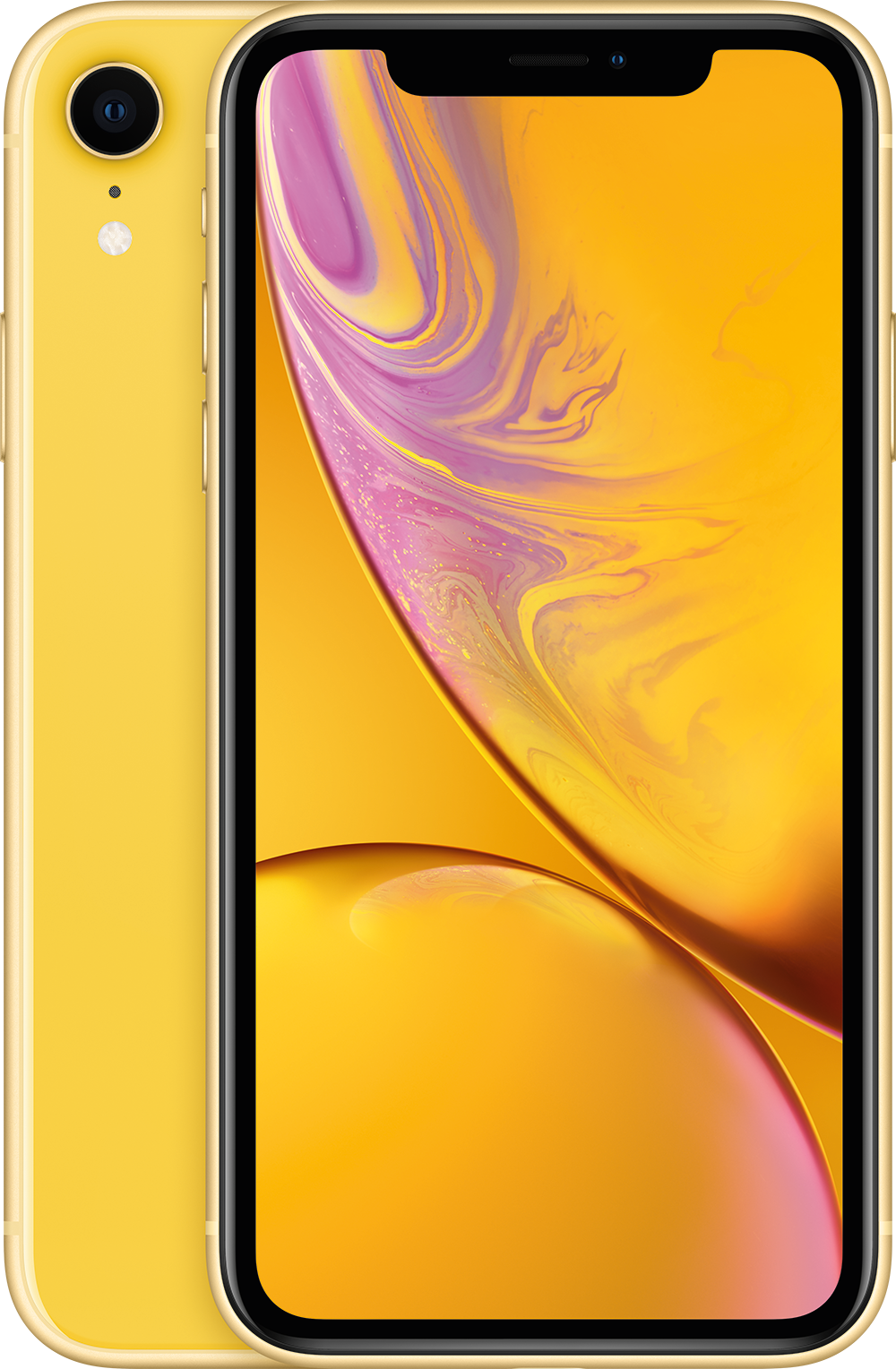 APPLE iPhone Xr – 128 GB Geel