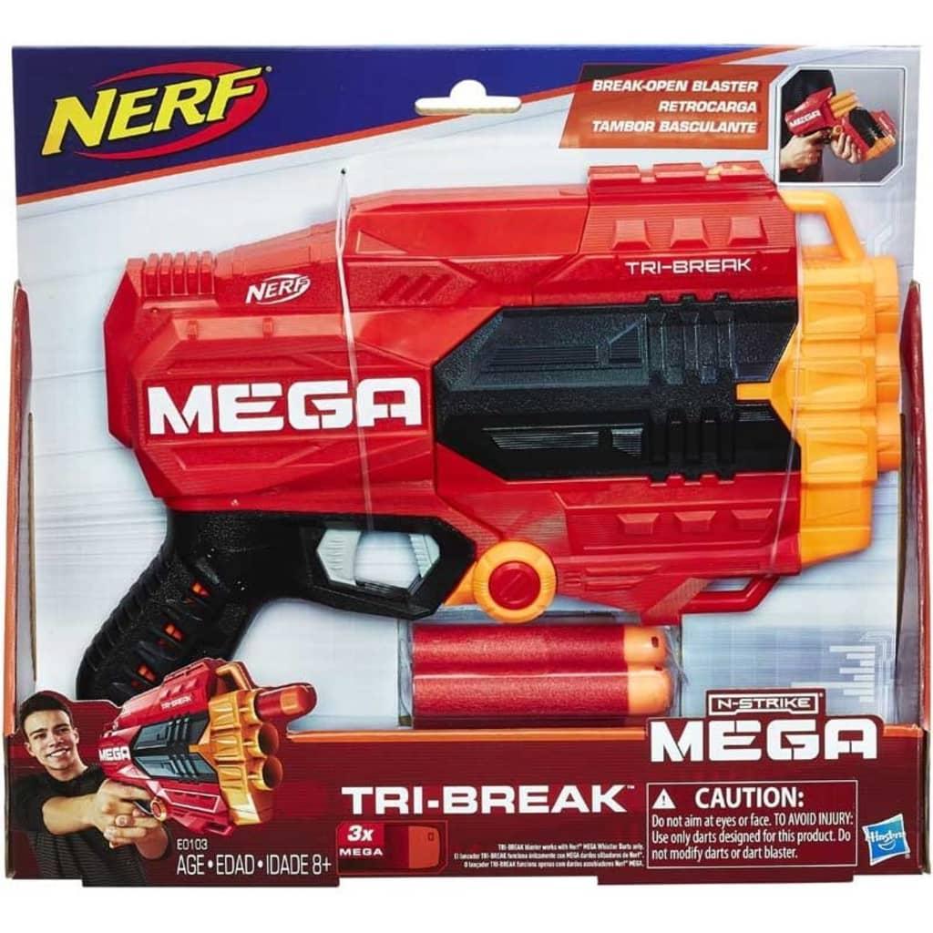 Nerf N-Strike, Mega Tri-Break