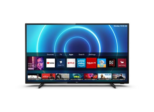 TV Philips 50PUS7505 50″ 4K UHD Smart TV Noir