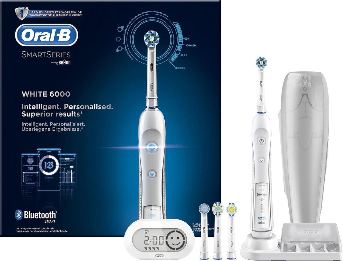 Oral-B SmartSeries 6000 Elektrische Tandenborstel
