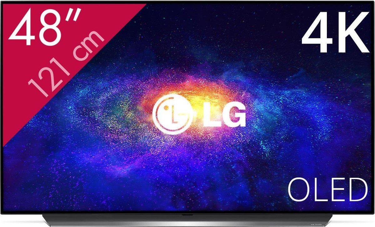 LG OLED48CX6LB- 4K OLED TV