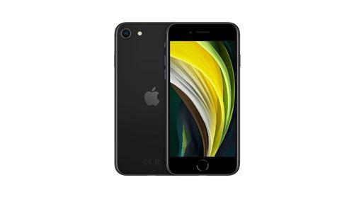 Apple iPhone SE 4,7″ 64 Go Double SIM Noir