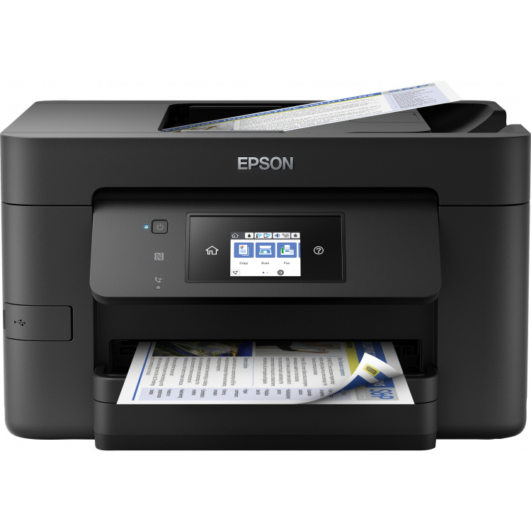 Epson WorkForce Pro WF-3720DWF all-in-one printer USB, NFC, WLAN, Scan, Kopie, Fax