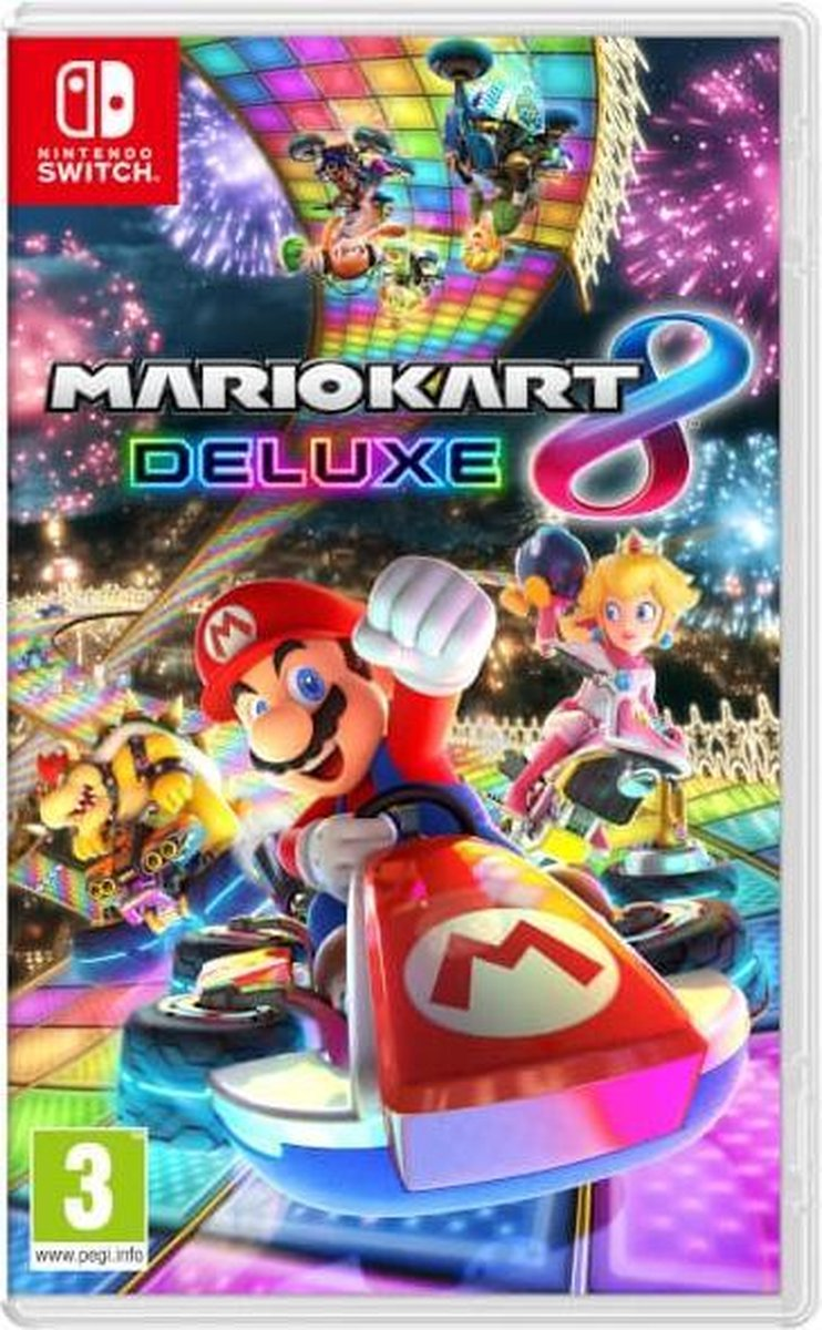 Mario Kart 8 Deluxe – Nintendo Switch