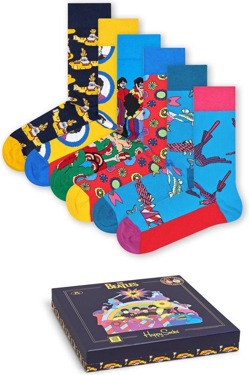 Happy Socks The Beatles Collector Giftbox – Maat 36-40