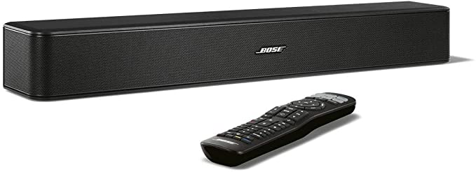 Bose 732522-2110 Solo 5 TV-Geluidssysteem, Bluetooth-Soundbar, Zwart