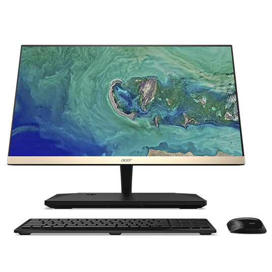 Acer Aspire S 24 All-in-one | S24-880 | Zwart