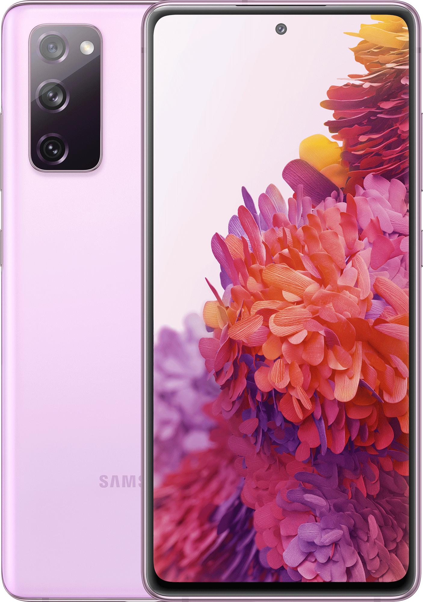 SAMSUNG Galaxy S20 FE – 128 GB Lila 4G