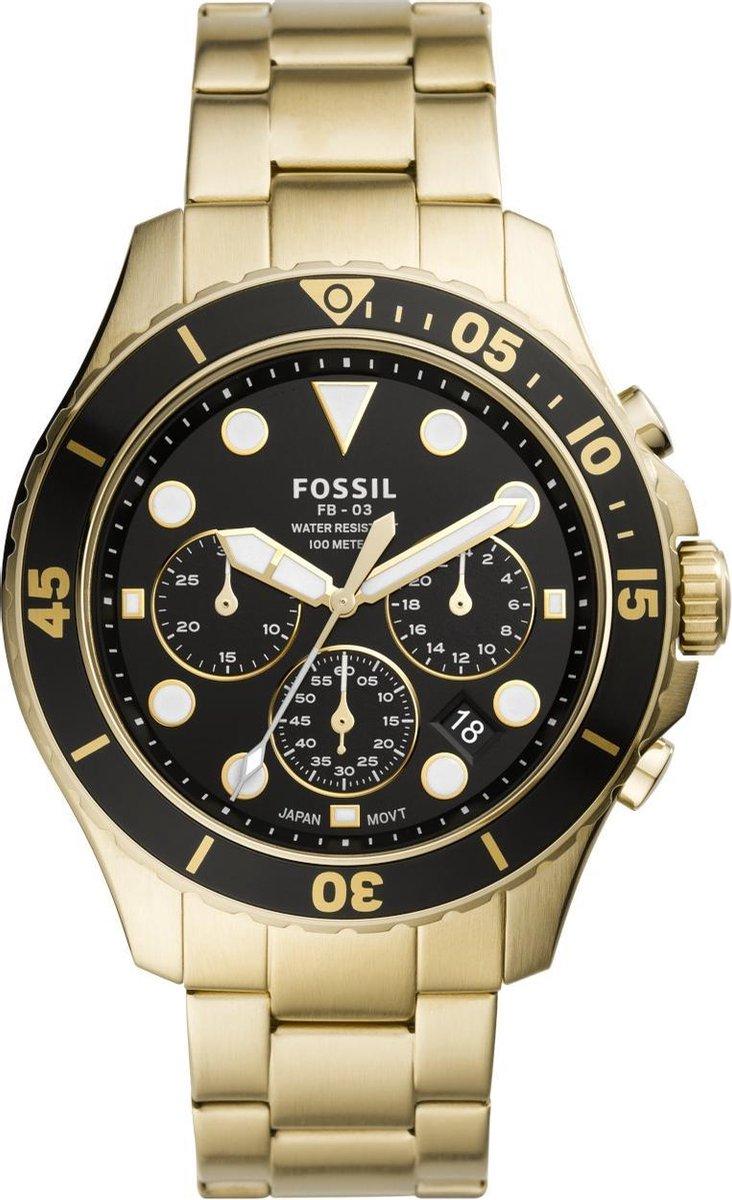 Fossil FB – 03 FS5727 – Heren – Horloge – 46 mm