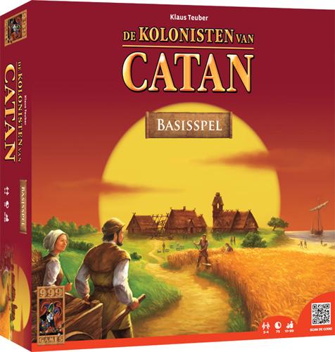 Spel Catan Basis NL