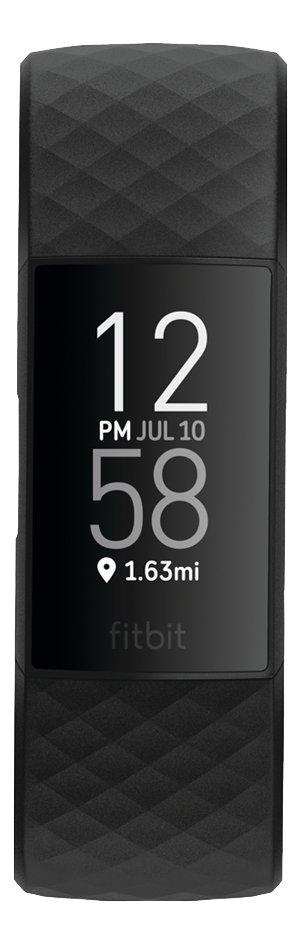 Fitbit capteur d'activité Charge 4 HR NFC Graphite
