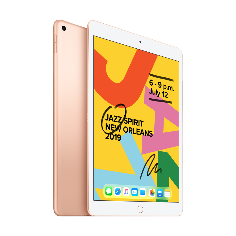 Apple 10,2-inch iPad 32GB (Wi-Fi) – Goud (model 2019)
