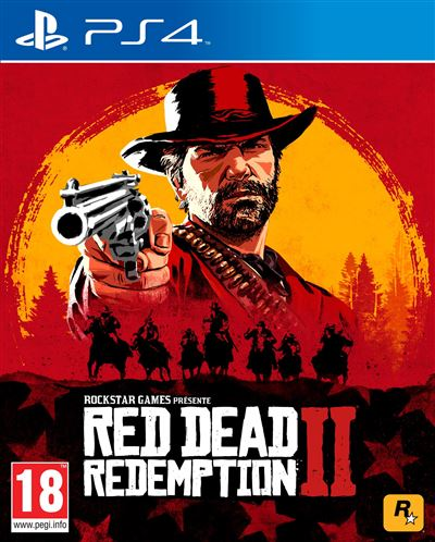 Red Dead Redemption 2 FR PS4