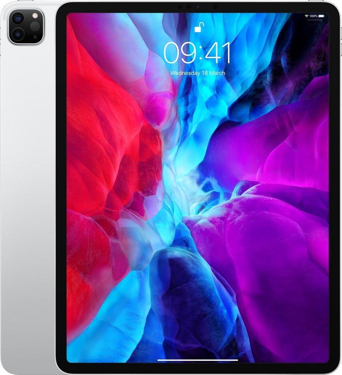 Apple iPad Pro (2020) – 12.9 inch – WiFi – 128GB – Zilver