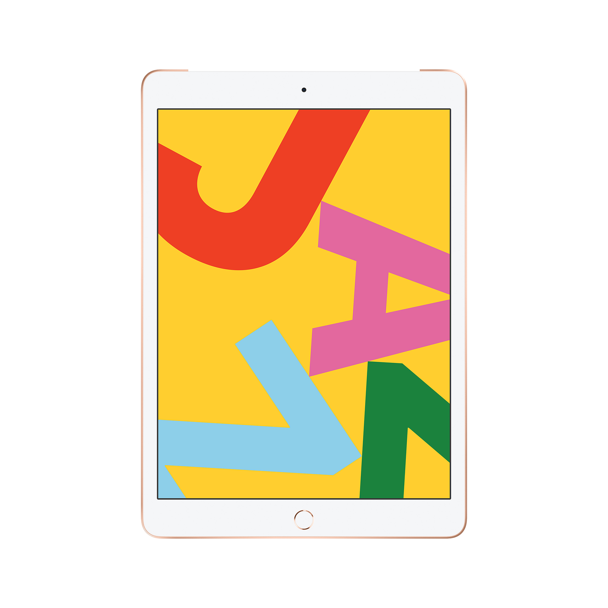 APPLE iPad (2019) 128GB WiFi – Goud