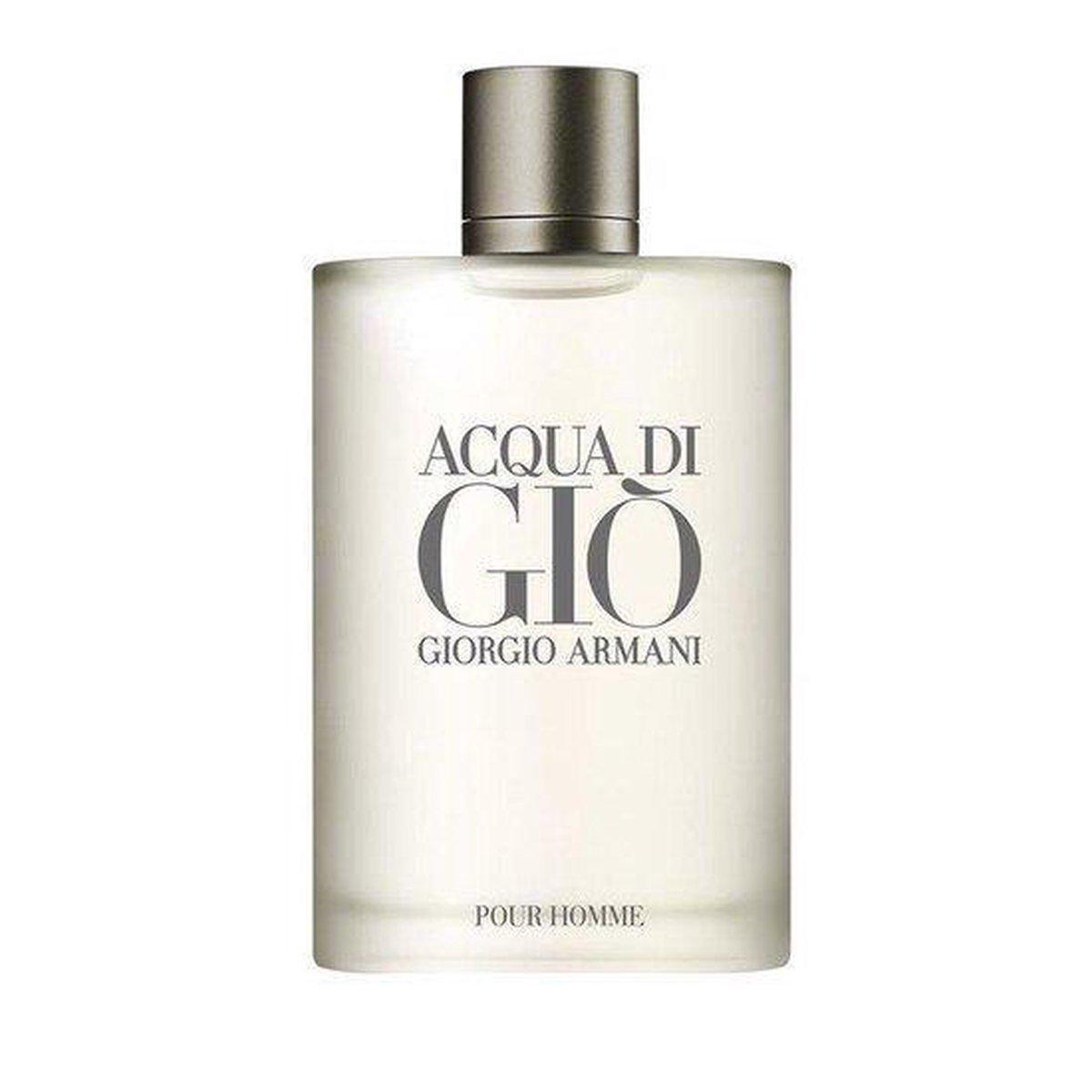 Giorgio Armani Acqua di Gio 50 ml – Eau de Toilette – Herenparfum