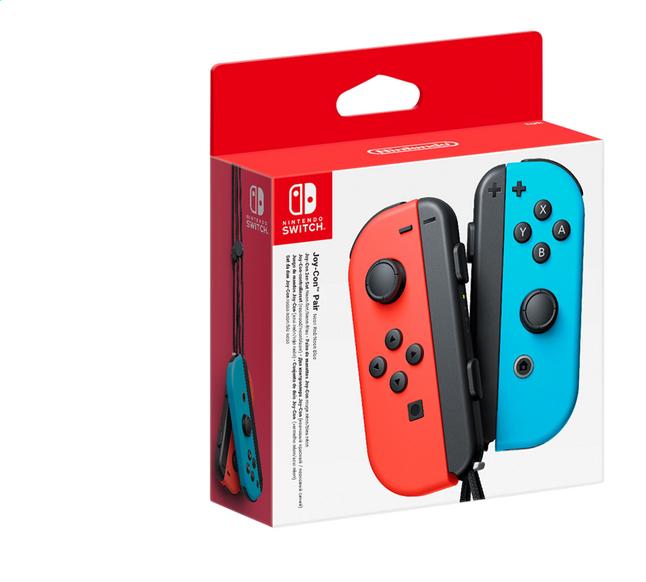 Nintendo Switch paire de Joy-Con rouge/bleu