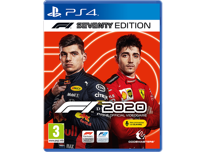 F1 2020 Seventy Edition | PlayStation 4