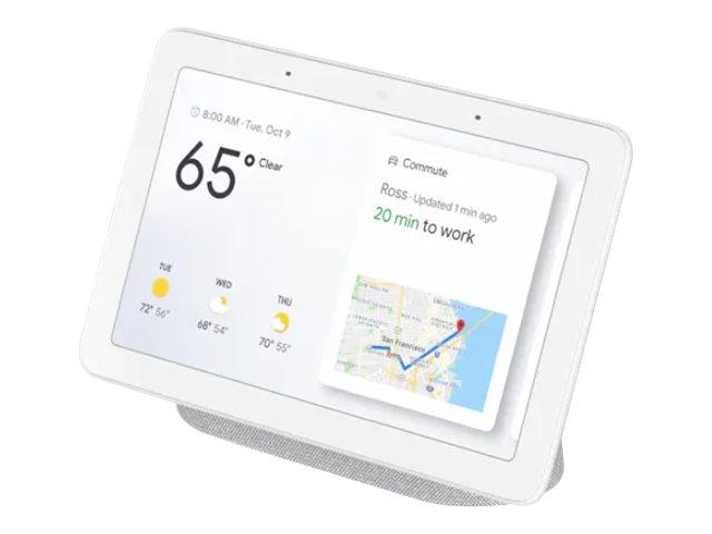Google Nest Hub – Chalk